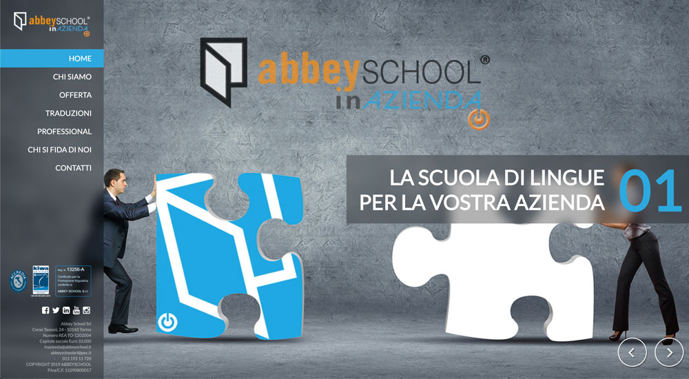 Abbey School inAzienda